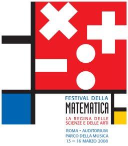 Festival Matematica 2008 - Logo